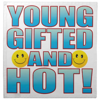 Young Hot Life B Napkin