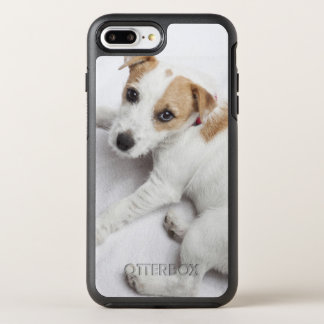 Young Jack Russell Terrier OtterBox Symmetry iPhone 8 Plus/7 Plus Case