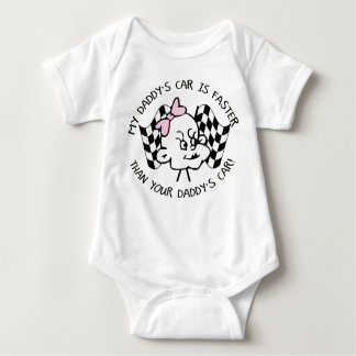Young Kustoms Onsie - Girl Baby Bodysuit