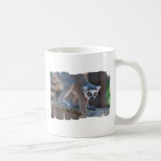 Young Lemur Coffee Mug