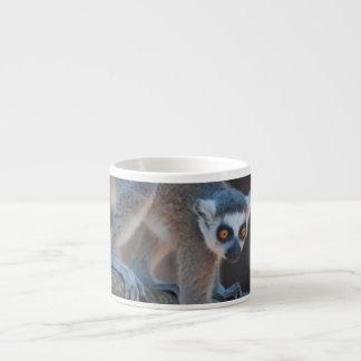 Young Lemur Specialty Mug Espresso Cups