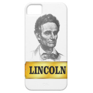 young lincoln iPhone 5 cases