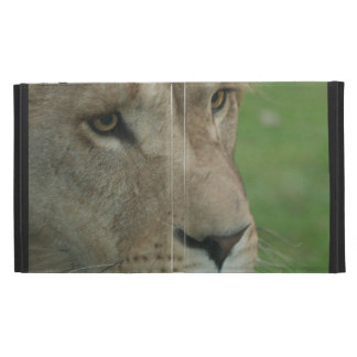 Young Lion iPad Folio Cover