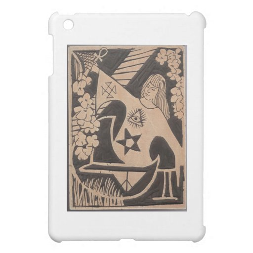 Young Magus iPad Mini Cover