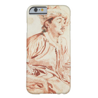 Young Man in Oriental Costume (drawing) Barely There iPhone 6 Case