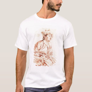 Young Man in Oriental Costume (drawing) T-Shirt