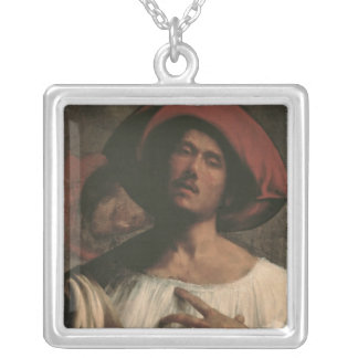Young Man Singing Necklaces