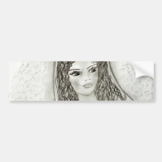 Young Mary II Bumper Stickers