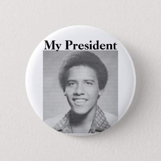 Young Obama Pins
