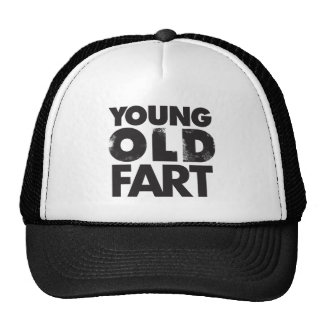 Young Old Fart Hat