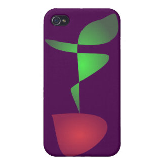 Young Plant iPhone 4 Case