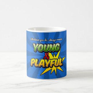 Young&Playful Inspirational Mug