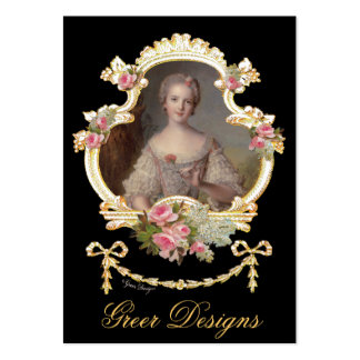 Young Princess Louise Marie of France Pack Of Chubby Business Cards