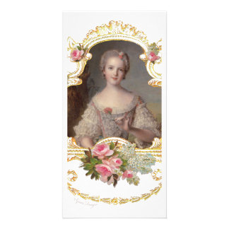 Young Princess Louise Marie of France Photo Card