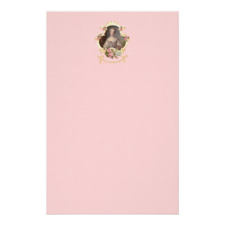Young Princess Louise Marie of France Stationery