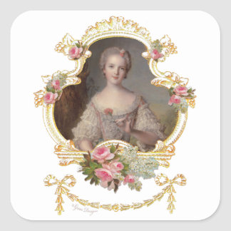 Young Princess Louise Marie of France Stickers