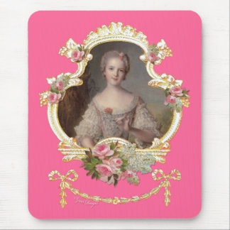 Young Princess Marie Antoinette Mouse Pad