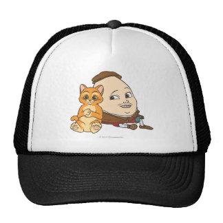 Young Puss & Humpty Cap