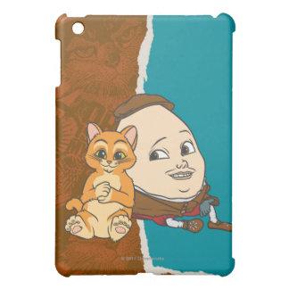 Young Puss & Humpty iPad Mini Cover