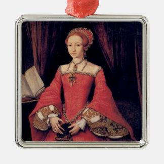 Young Queen Elizabeth I of England Ornament