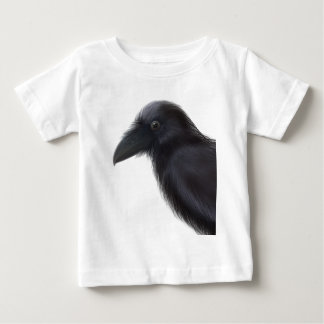 Young Raven Baby T-Shirt
