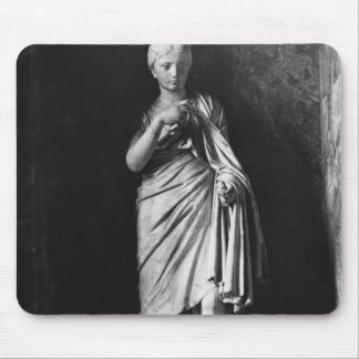 Young Roman girl Mouse Mat