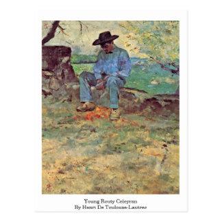 Young Routy Celeyran By Henri De Toulouse-Lautrec Postcard