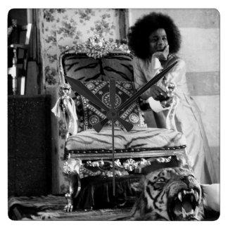 Young Sathya Sai Baba Clock