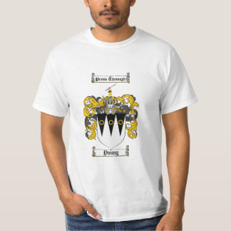 Young Scottish Coat of Arms T-Shirt