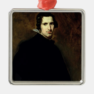 Young Spanish gentleman, c.1629 Christmas Ornament
