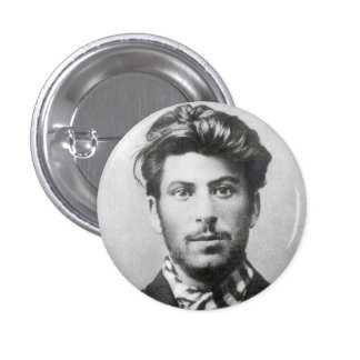 Young Stalin 3 Cm Round Badge