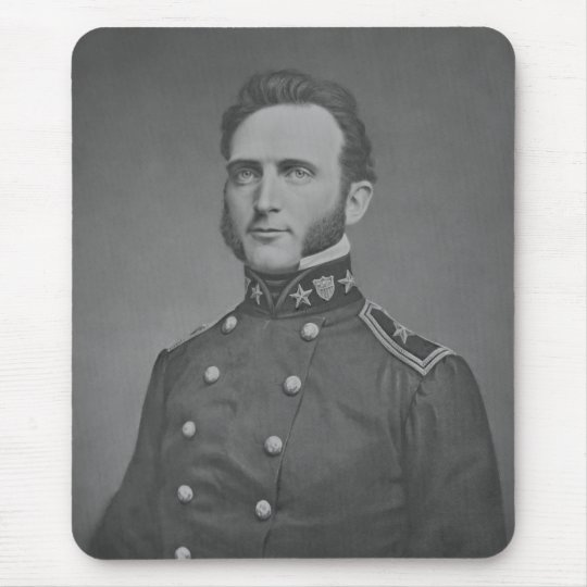 Young Stonewall Jackson -- Civil War Mouse Pad