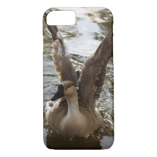 Young swan iPhone 7 case