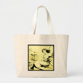 Young Swinger Jumbo Tote Bag