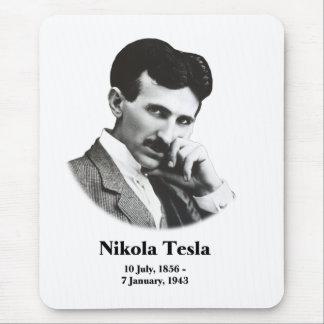 Young Tesla Mousepad
