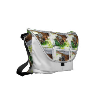 Young Tiger Commuter Bag
