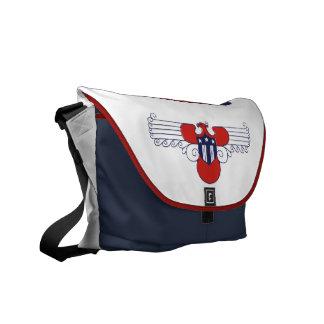 Young Uncle Sam Messenger Bag