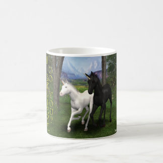 Young Unicorns Magic Mug