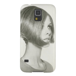 Young Woman 2 Galaxy S5 Cover