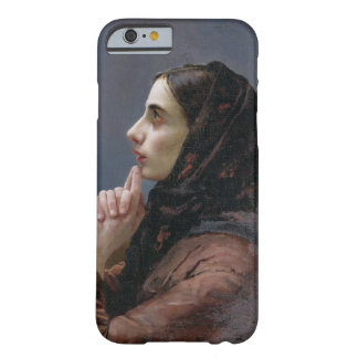 Young Woman at Prayer, 1879 (oil on canvas) Barely There iPhone 6 Case
