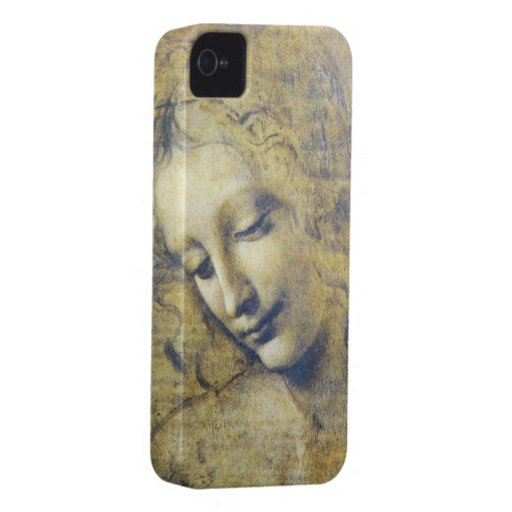 young woman iPhone 4 Case-Mate case