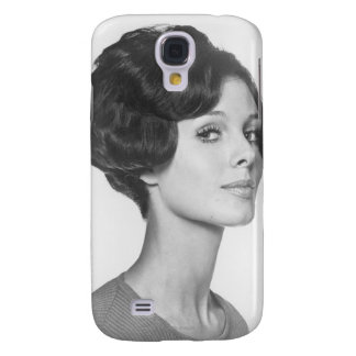 Young Woman Galaxy S4 Case