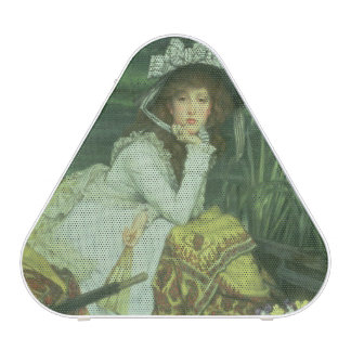 Young Woman in a Boat, or Reflections, c.1870 (oil
