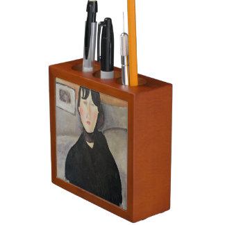 Young Woman of the People Desk Organiser