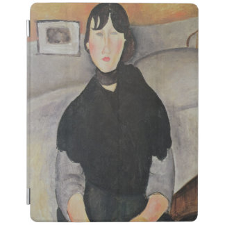 Young Woman of the People iPad Cover