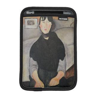 Young Woman of the People iPad Mini Sleeve