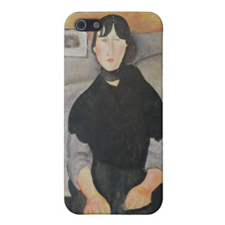 Young Woman of the People iPhone 5/5S Cover