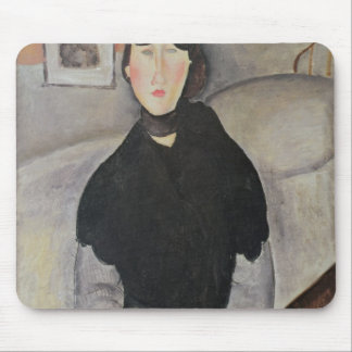 Young Woman of the People Mousepad