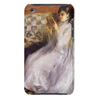 Young Woman Reading, c.1873 (oil on canvas) Case-Mate iPod Touch Case