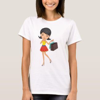 Young woman T-Shirt